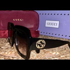 Sunglasses GUCCI SG0178S 54/25